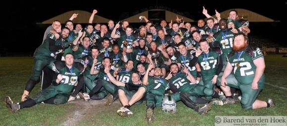 2015 Vic Bowl Champions